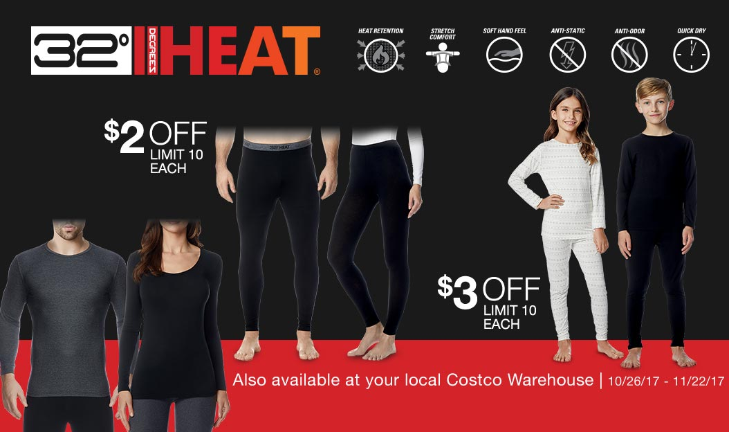 Costo: Free Shipping On Cold Weather Apparel Favorites