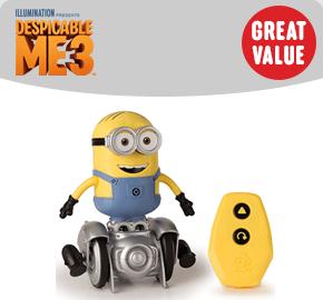 Despicable Me 3 Mini Turbo Dave Mini Mip