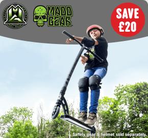 Madd Gear Pro VX6 Pro Scooter Black