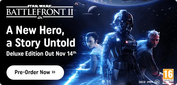 Star Wars Battlefront II Video Game