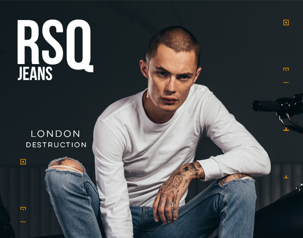 RSQ JEANS - Buy One, Get One 50% Off