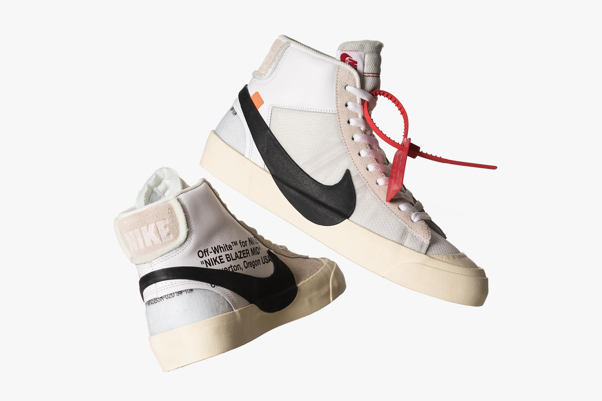 """d89a82e2eaf Haven  """"The Ten"""" by NikeLab and Off-White™"""