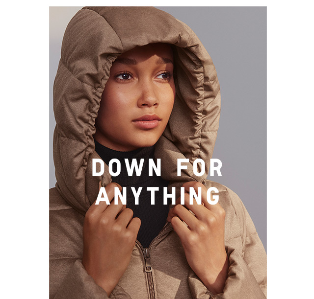 DOWN COATS - NOW From $79.90 - Shop Women