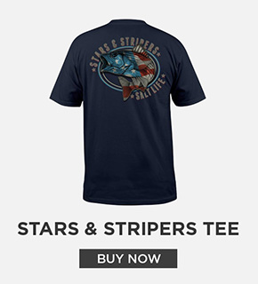 Stars And Stripers Pocket Tee