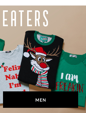 Men's Ugly Sweaters