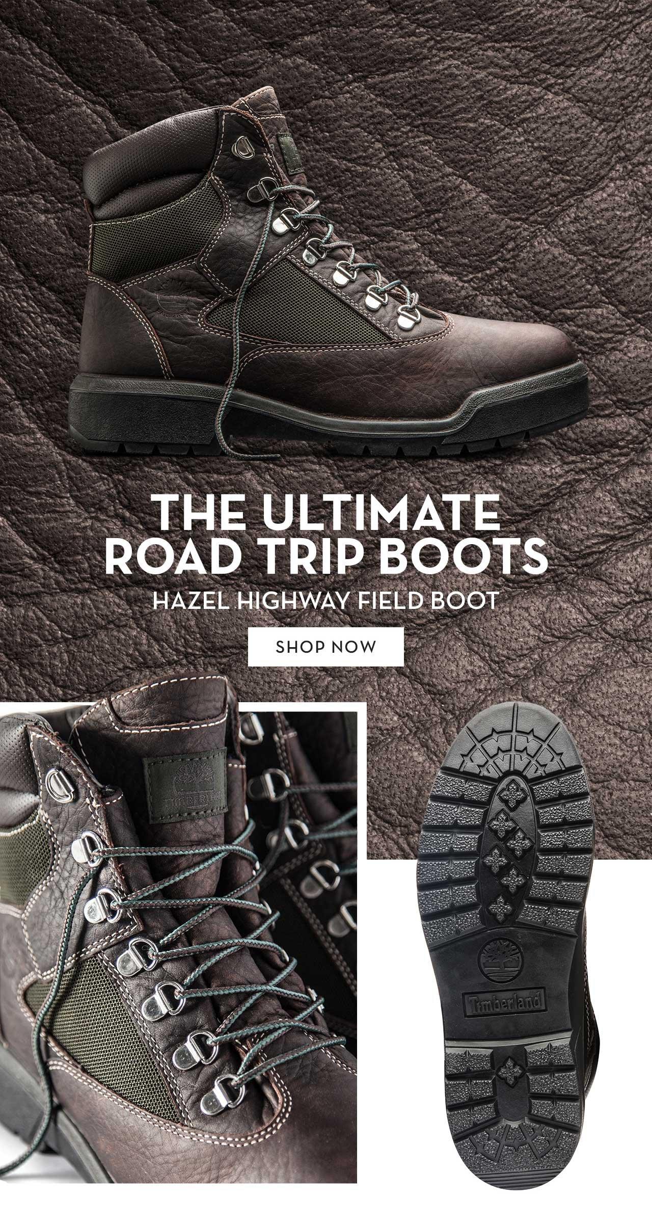 Hazel Highway Field Boot