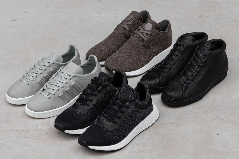 bef79a85e Haven  New Arrivals - adidas Originals by wings + horns   Sneaker ...