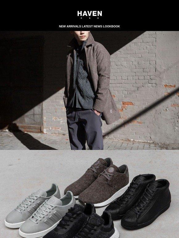 130e65de7 Haven  New Arrivals - adidas Originals by wings + horns   Sneaker Release  Information