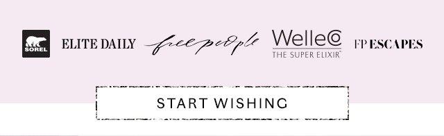 Start Wishing