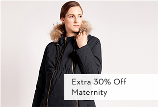 Extra 30% Off Maternity
