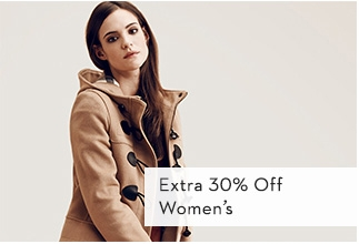Extra 30% Off Women's