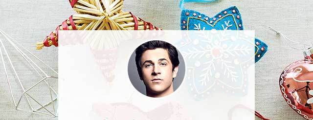 Stylemaker David Henrie - Shop His Picks