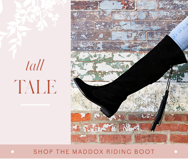 Shop the Maddox Riding Boot