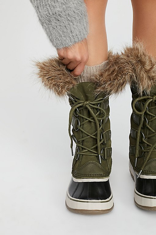 Joan Of Arctic Weather Boot