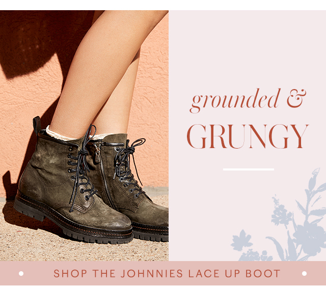 Shop the Johnnies Lace up Boot