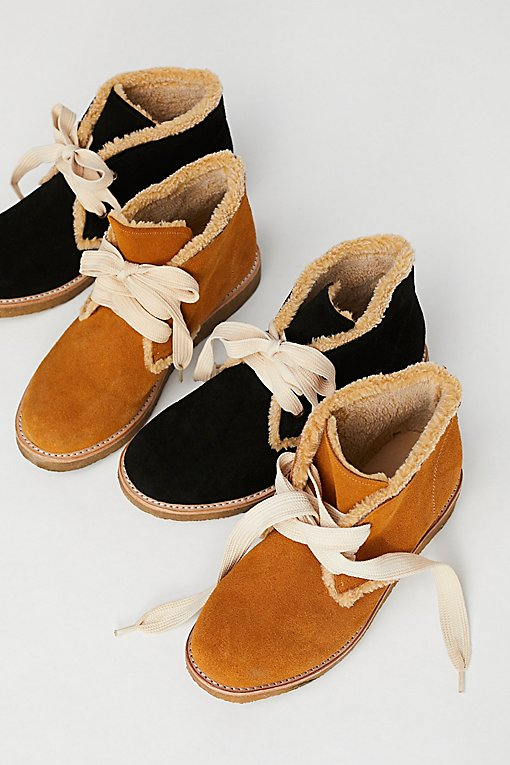 Andros Suede Boot