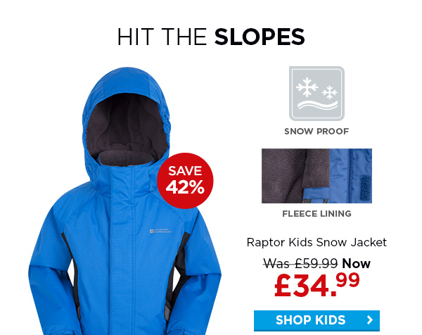 97f4b0b68ad4 Mountain Warehouse  Winter Jackets