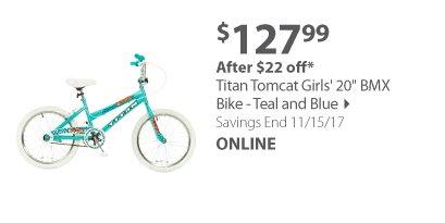 Titan tomcat bike