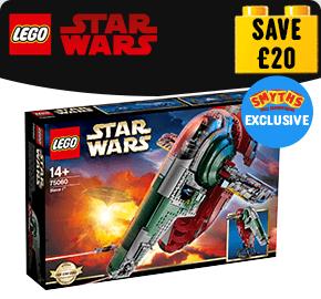LEGO 75060 Star Wars Slave I