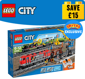 LEGO 60098 City Heavy-Haul Train