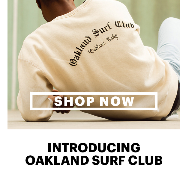 JT Presents: Oakland Surf Club