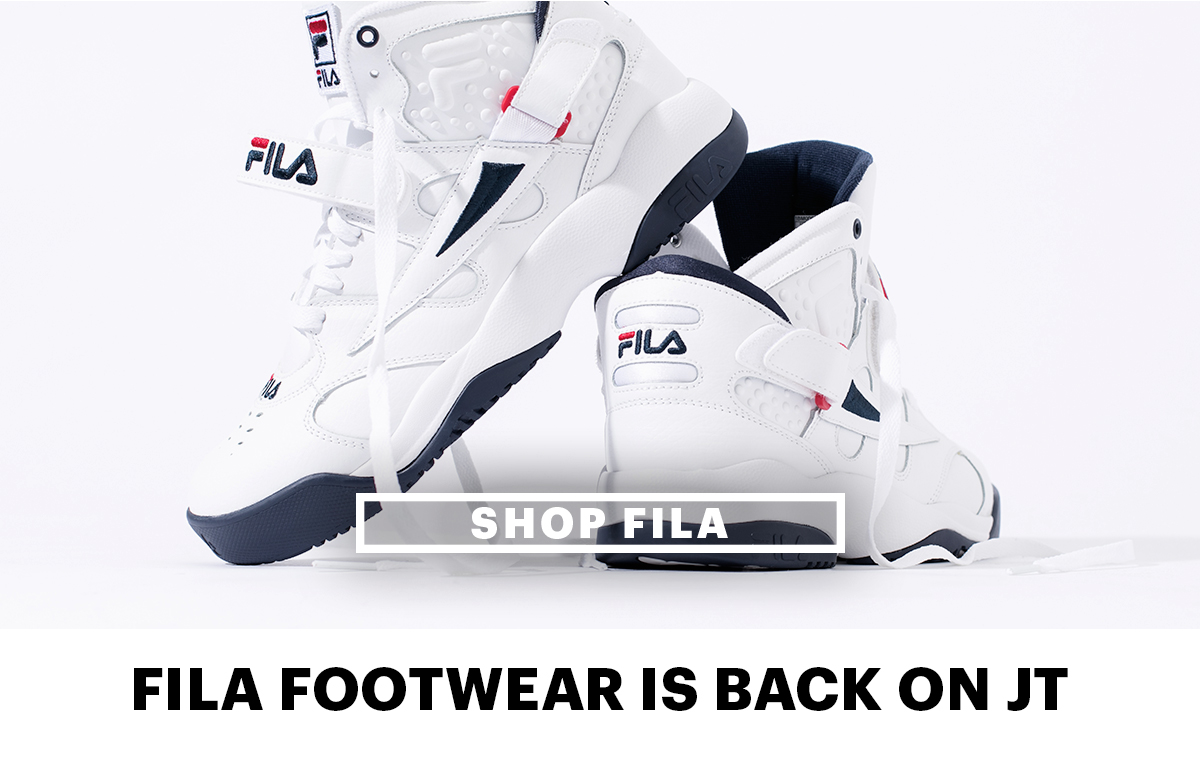 Fila Is Back!