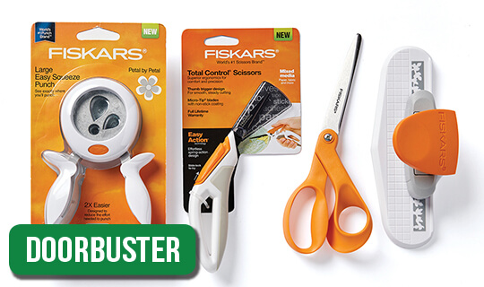Fiskars Cutting Tools.