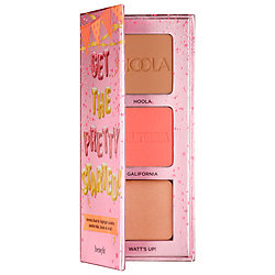 Benefit Cosmetics - Get The Pretty Started! Bronze, Blush, & Highlight Palette