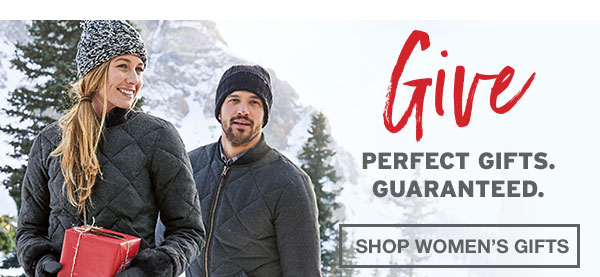 PERFECT GIFTS GUARANTEED | SHOP WOMEN'S GIFTS