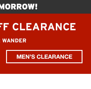50% OFF CLEARANCE | SHOP MEN'S CLEARANCE