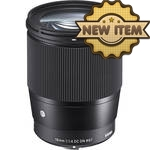 16mm f/1.4 DN Contemporary Lens