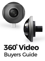 Holiday 2017: 360 Video Buyers Guide