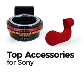 Holiday 2017: Top Accessories for Sony Photographers