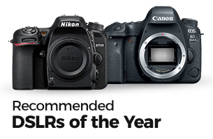 Holiday 2017: DSLRs of the Year