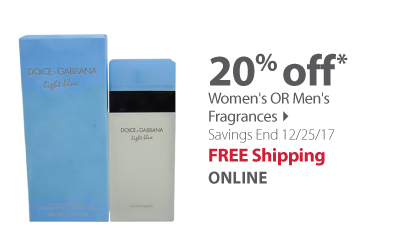 Women's or Men's Fragances