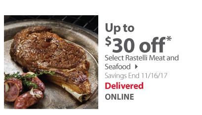 Rastelli meat and seafood