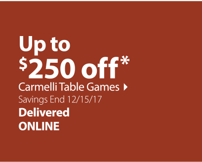 Carmelli Table Games
