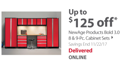 New Age cabinet sets