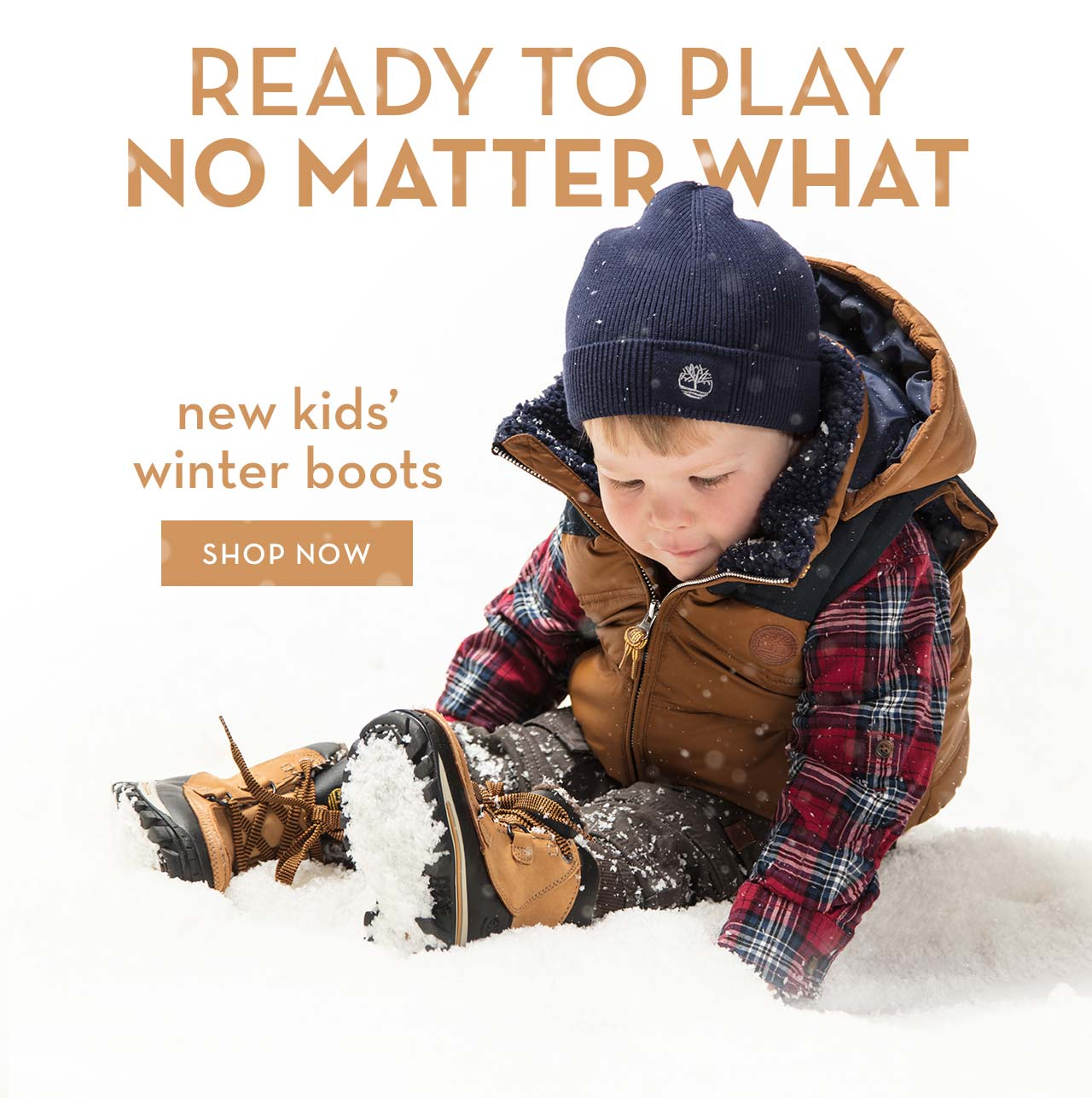 Ready To Play No Matter What New Kids' Winter Boots Shop Now