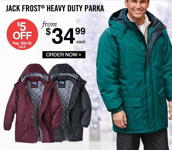 Jack Frost® Heavy Duty Parka