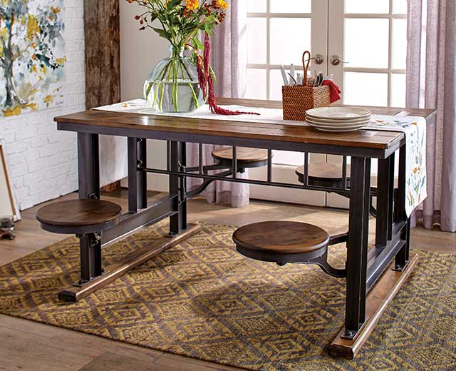 Galvin Cafeteria Table - $479.99 With Coupon ›