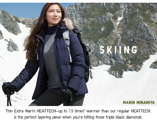Skiing - Women Seamless Down Jacket $129.90 - Shop Now