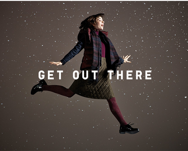 GET OUT THERE - Uniqlo Lifewear - SHOP WOMEN