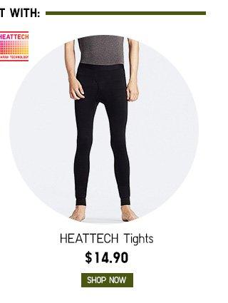 Men HEATTECH Tights $14.90 - Shop Now