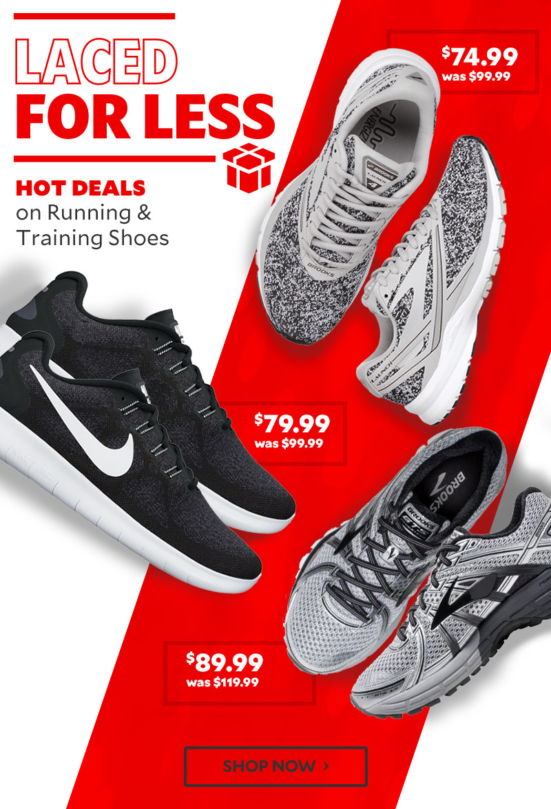 9250a250ac6 Academy Sports + Outdoor: BOGO 50% OFF Athletic Shoes - TODAY ONLY ...