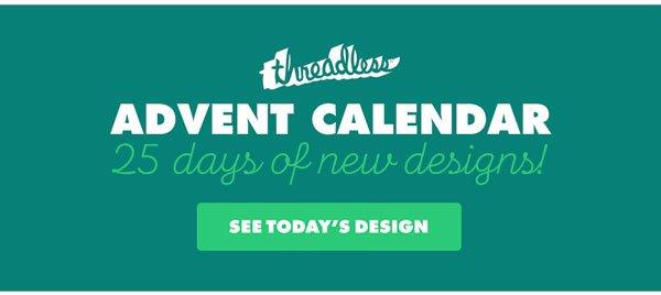 25 Days of New Designs