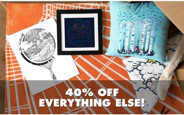 40% Everything Else