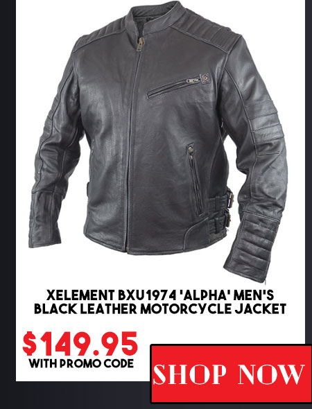 3405b33db14 LeatherUp.com  🍂 Pre-Thanksgiving Sale -Xelement Gear Special ...