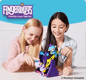 Fingerlings See Saw