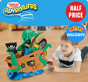 Thomas & Friends Pirate Set